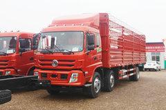 东风特商 重卡 220马力 6X2 9.6米仓栅式载货车(EQ5256CCYF) 卡车图片