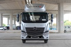 福田 欧马可S5系 170马力 6.8米排半栏板载货车底盘(BJ1166VKPFK-A3) 卡车图片