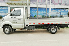 重汽王牌 7系 1.8L 61马力 柴油 3.7米单排栏板微卡(CDW1030N5M4) 卡车图片