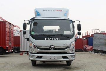 福田 奥铃CTS 131马力 3.83米排半仓栅式轻卡底盘(气刹)(BJ5045CCY-F2)