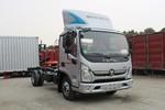 福田 奥铃CTS 143马力 4X2 4.14米单排厢式轻卡底盘(断气刹)(BJ5088XXY-F2)