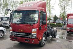 江淮 帅铃H330 120马力 4.2米单排仓栅轻卡底盘(HFC5043CCYP71K2C2V) 卡车图片