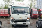 江淮 帥鈴H330 141馬力 4.18米單排倉柵式輕卡底盤(HFC5043CCYP71K1C2V)
