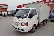 江淮 康铃X5 豪华版 1.5L 110马力 3.5米单排厢式微卡(HFC5030XXYPV7E3B4V)
