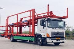 广汽日野 700系列重卡 265马力 4X2轿运车底盘(平顶)(YC1180FH8JW5) 卡车图片