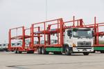 广汽日野 700系列重卡 300马力 中置轴轿运车(TJV5200TCLJM)