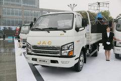 江淮 康铃K5 120马力 4米单排栏板轻卡(HFC1041PV3K2C2V) 卡车图片