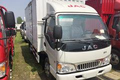 江淮 康铃K1 95马力 4.2米单排厢式轻卡(HFC5041XXYP93K5C2) 卡车图片