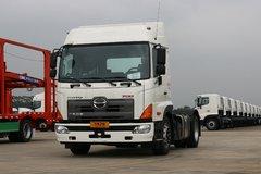 广汽日野 700系列重卡 265马力 4X2牵引车(YC4180SH2PF5) 卡车图片