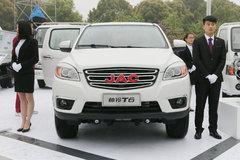 江淮帅铃T6 2017款 2.0T柴油 四驱 长轴双排皮卡