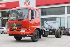 东风商用车 天锦中卡 160马力 4X2 6.8米载货车底盘(DFL5110XXYBX1V) 卡车图片