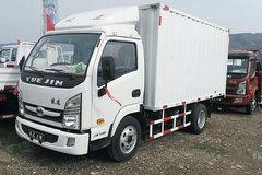 跃进 上骏X100-28 102马力 3.635米单排厢式轻卡(NJ5042XXYKBDBNZ) 卡车图片