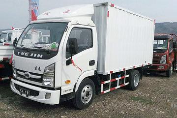 跃进 上骏X100-28 102马力 3.635米单排厢式轻卡(SH5042XXYKBDBNZ)
