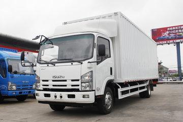 庆铃 五十铃700P系列中卡 190马力 7.012米单排厢式载货车(QL5100XXYA8PA)