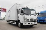 庆铃 五十铃700P系列中卡 190马力 7.012米单排厢式载货车(QL5080XXYA8PAJ)图片