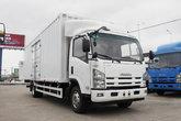 庆铃 五十铃700P系列中卡 190马力 7.012米单排厢式载货车(QL5080XXYA8PAJ)