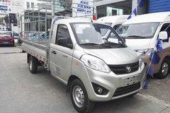 福田 祥菱V1 1.2L 86马力 汽油 2.8米单排仓栅式微卡(BJ5026CCY-D1)