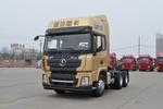 陕汽重卡 德龙X3000 黄金版 轻量化 500马力 6X4牵引车(SX4250XC4Q2)图片