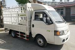 江淮 康铃X5 1.3L 87马力 3.1米单排仓栅式微卡(HFC5030CCYPV7E2B3V) 卡车图片
