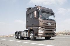 一汽解放 J7重卡 500马力 6X4牵引车(CA4250P77K25T1E5) 卡车图片