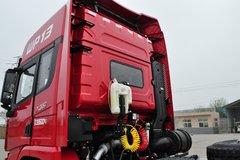 陕汽重卡 德龙X3000 黄金版 550马力 6X4牵引车(SX4250XC42) 卡车图片