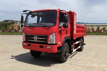 川交汽车 130马力 4X2 3.75米自卸车(CJ3041D5AB)