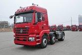 陕汽重卡 德龙新M3000 轻量化版 375马力 6X2牵引车(SX4250MB9)