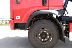 川交汽车 130马力 4X2 3.75米自卸车(CJ3041D5AB) 卡车图片