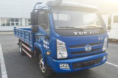 跃进 开拓X500 102马力 4.2米自卸车(NJ3042VEDCNZ)