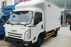 江铃 凯运升级版 中体 116马力 4.1米单排厢式轻卡(气刹)(JX5040XXYXG2) 卡车图片