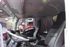 庆铃 五十铃巨咖 350马力 4X2 9.6米厢式载货车(QL5080XXYU1VDR) 卡车图片