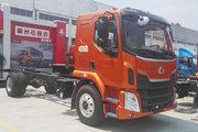 东风柳汽 新乘龙M3中卡 185马力 4X2 6.75米仓栅式载货车底盘(LZ5161CCYM3AB)