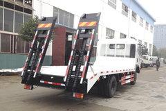 重汽王牌 7系 130马力 4X2 平板运输车(CDW5040TPBHA1R5)