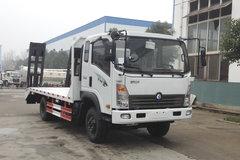 重汽王牌 7系 130马力 4X2 平板运输车(CDW5040TPBHA1R5) 卡车图片