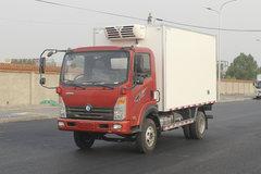 重汽王牌 7系 115马力 4X2 4.1米冷藏车(CDW5040XLCHA1Q5)