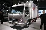 现代商用车(原四川现代) 盛图H5 141马力 4X2 4.05米冷藏车(CHM5040XLCGDC33V)图片