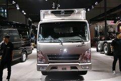 四川现代 盛图H5 154马力 4X2 5.2米冷藏车(CHM5100XLCGDC42V)