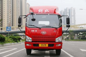 解放 J6F 130马力 4.21米单排厢式轻卡(CA5046XXYP40K2L1E5A84-3)