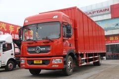东风 多利卡D12中卡 190马力 4X2 9.85米厢式载货车(EQ5181XXYL9BDKAC) 卡车图片