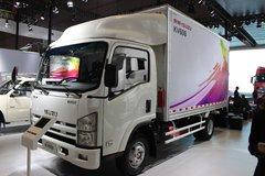 庆铃 五十铃KV600 130马力 4.17米单排厢式轻卡(QL5043XXYA5HA)图片