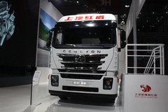 上汽红岩 杰狮C500 450马力 8X4 中置轴货运列车 卡车图片