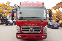 唐骏欧铃 K3系列 143马力 4.15米单排厢式轻卡(彩钢板)(ZB5040XXYJDD6V) 卡车图片