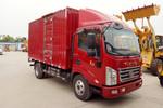 唐骏欧铃 K3系列 117马力 4.15米单排厢式轻卡(ZB5071XXYJDD6V)图片