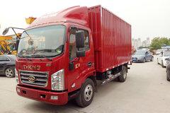 唐骏欧铃 K3系列 117马力 4.15米单排厢式轻卡(ZB5040XXYJDD6V) 卡车图片