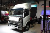 庆铃 五十铃700P系列中卡 190马力 7米单排载货车底盘(QL1100A8PAY)