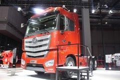 福田 欧曼EST-A 6系重卡 490马力 6X4 AMT自动挡牵引车(BJ4269SNFKB-AC)