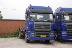 华菱重卡 290马力 4X2 牵引车(高顶双卧铺)(HN4180P35C4M3) 卡车图片