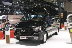 2017款 四川现代 SOLATI 170马力 15座 自动MPV 卡车图片