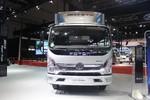 福田 奥铃CTS 131马力 4.14米单排厢式轻卡(BJ5048XXY-FC)图片