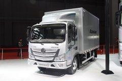 福田 欧马可S1系 131马力 4.14米单排厢式轻卡(BJ1065VDJD6-F2D001) 卡车图片
